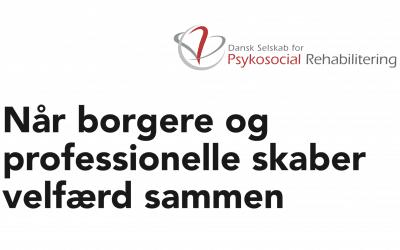 Dialogmøde i Danske Regioner: Kvalitet i socialpsykiatrien