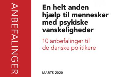 En helt anden hjælp: 10 anbefalinger til de danske politikere
