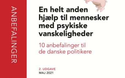En helt anden hjælp: 10 anbefalinger til de danske politikerne – nu med eksempler fra praksis